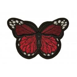 "Patch ""Schmetterling Rot"""