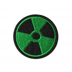 "Patch ""Nuclear Radiation Grün"""