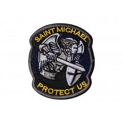 """Patch """"Saint Michael""""..."""