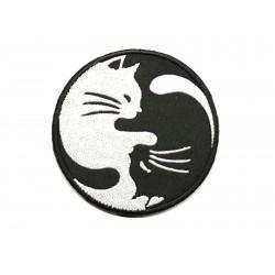 """Patch """"Yin Yang Cat"""""""